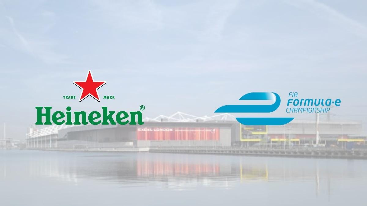 Heineken becomes the title sponsor of Formula E London ePrix