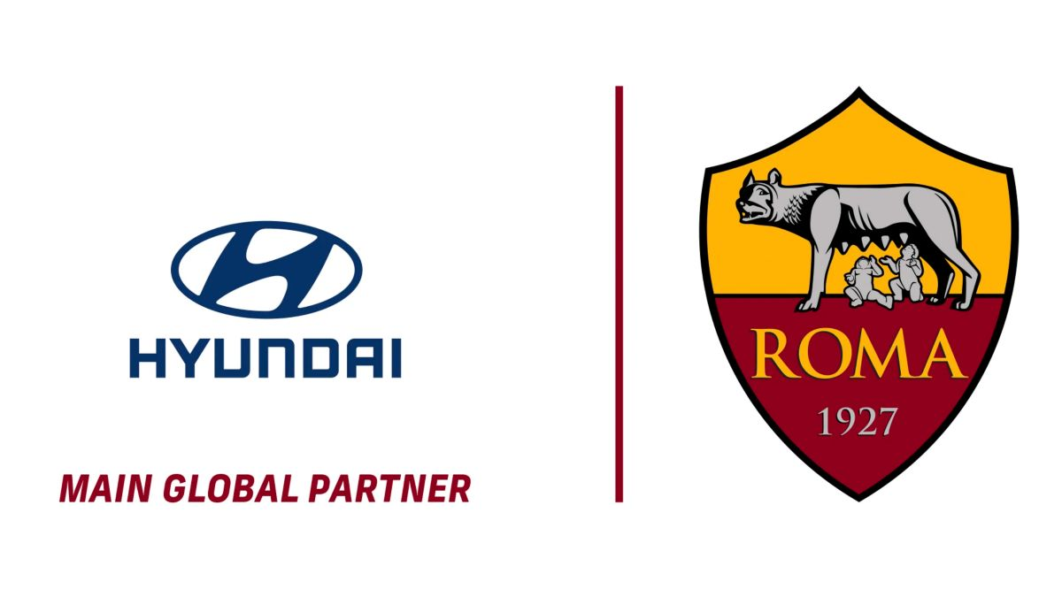 Hyundai extends back-of-shirt deal with AS Roma as Main Global Partner