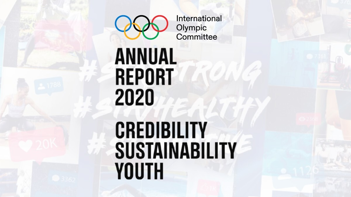 IOC shows $620 million revenue in 2020 at annual report and financial statement reveal