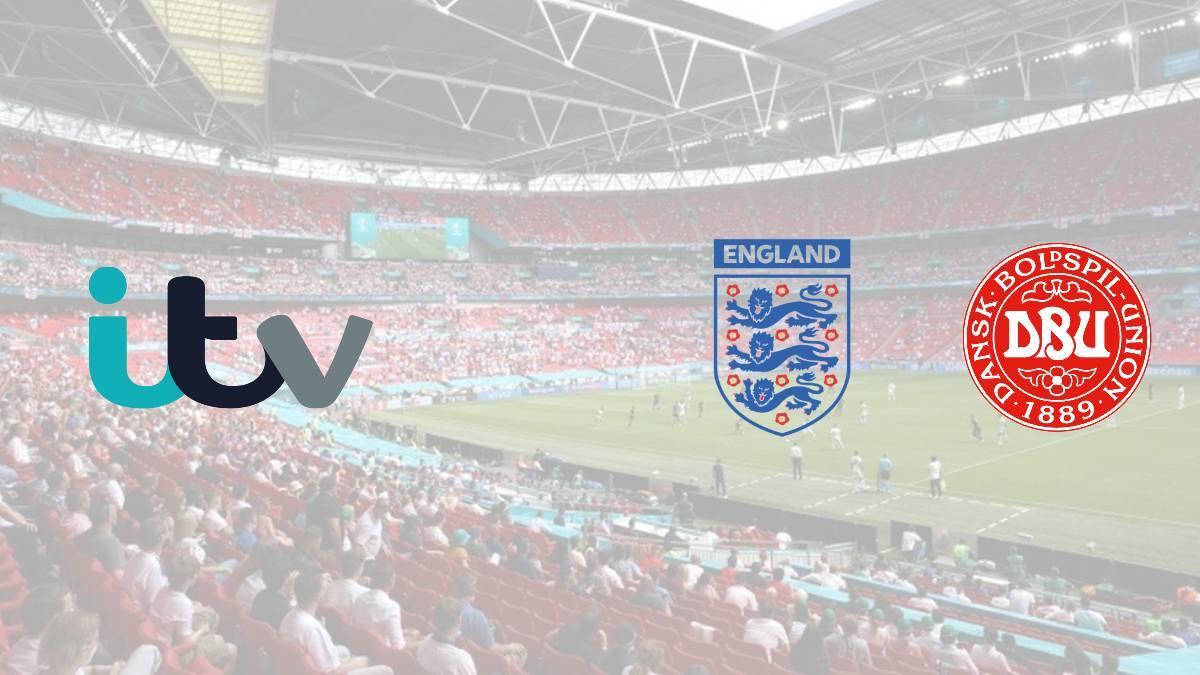 ITV records over 27 million viewership as England progress into Euros 2020 Final