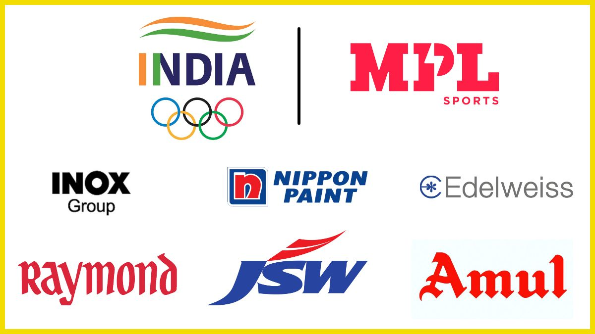 Indian Olympic Association ropes in many sponsors ahead of the Tokyo Olympics 2020