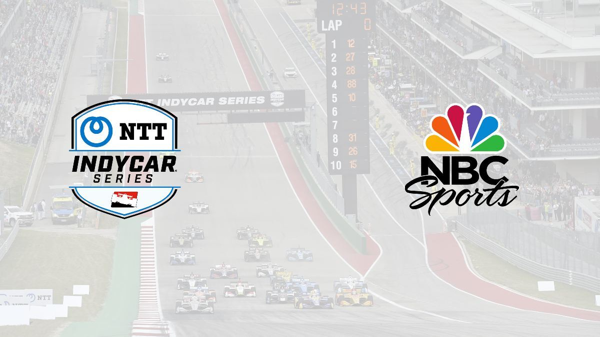 IndyCar signs broadcasting rights extension with NBC Sports
