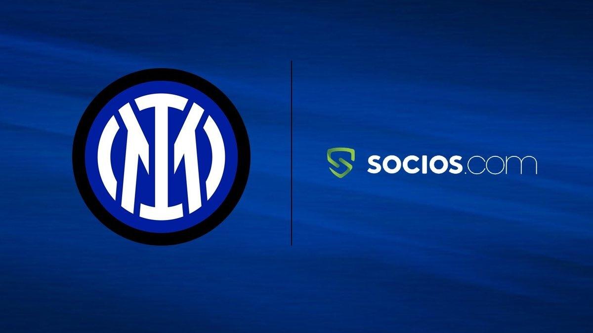 Inter Milan set to sign shirt sponsorship deal with Socios.com: Report
