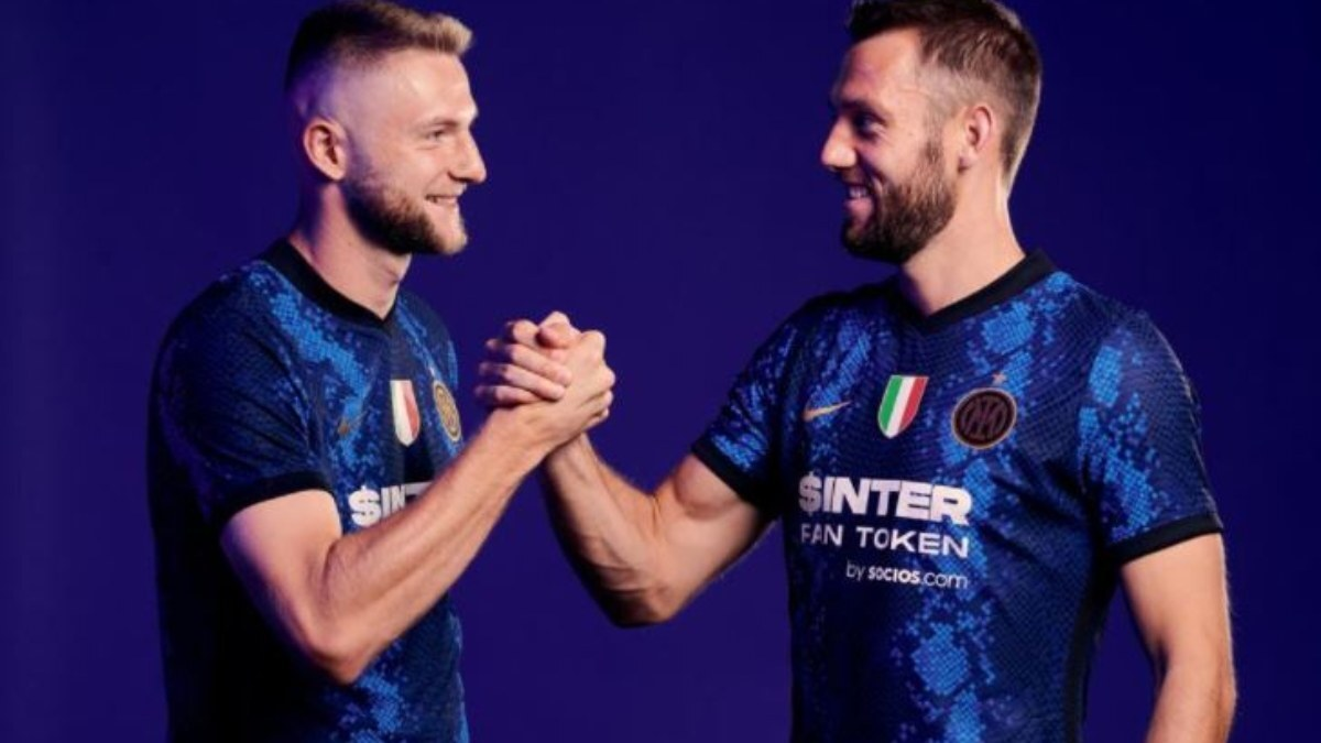 Inter Milan signs Socios.com as front-jersey sponsor; to promote $INTER Fan Token