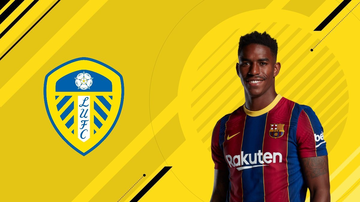 Junior Firpo set to sign for Leeds United Report