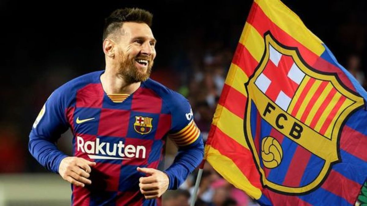 Lionel Messi inches closer to signing a new contract with Barcelona