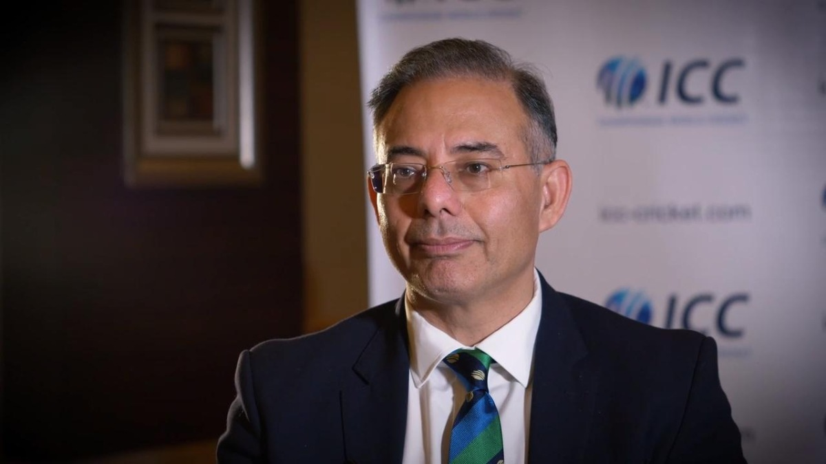Manu Sawhney relieved as ICC CEO with immediate effect