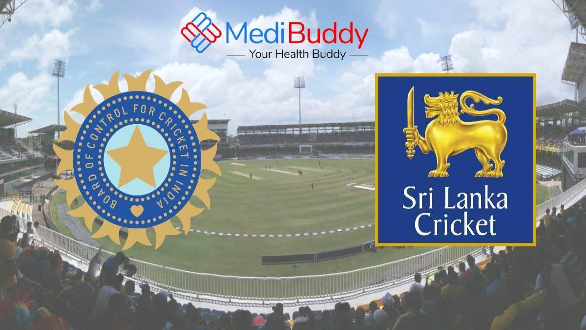 MediBuddy onboard as Health Partner for India Tour of Sri Lanka