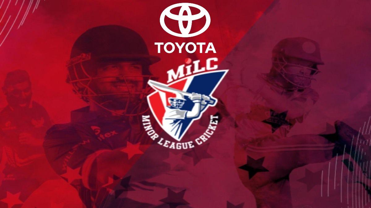 Minor League Cricket announces Toyota as Title Sponsor for its inaugural season