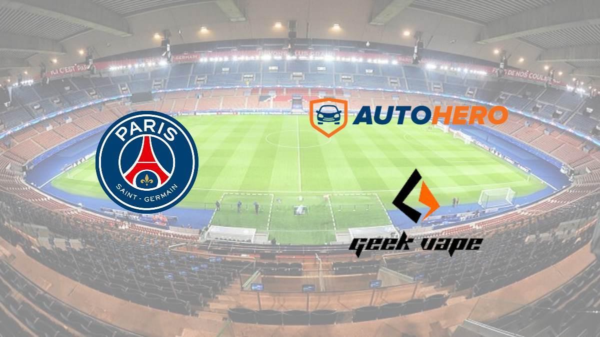 PSG lands Autohero Premium partnership; announces deal with Geekvape