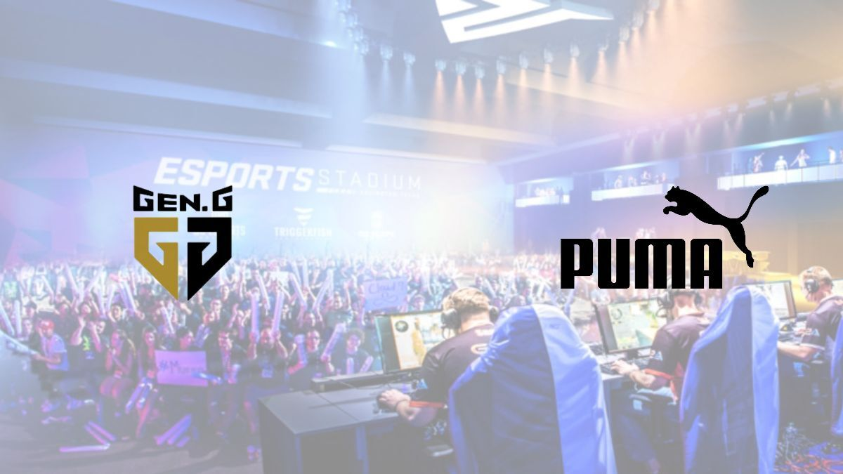 Puma teams up with Gen.G to become the official jersey partner