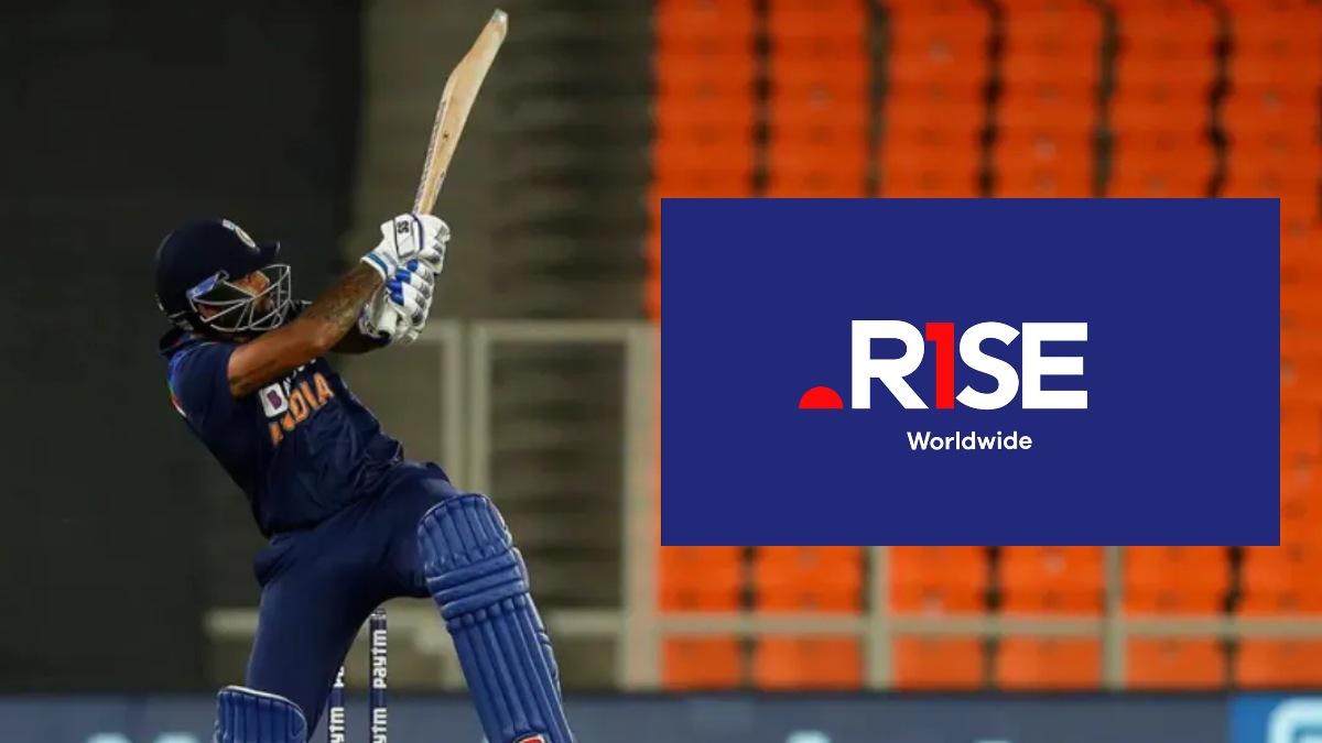 RISE Worldwide enrolls Suryakumar Yadav in their Talent Division