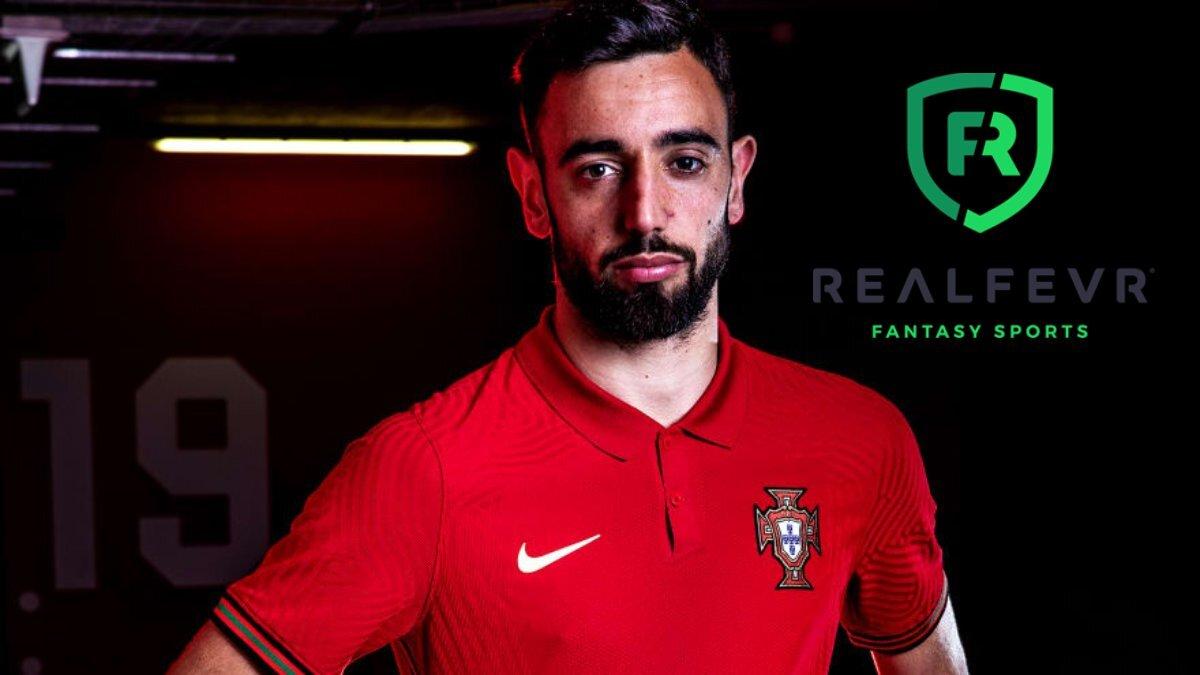 RealFevr secures Portuguese star Bruno Fernandes as launch ambassador