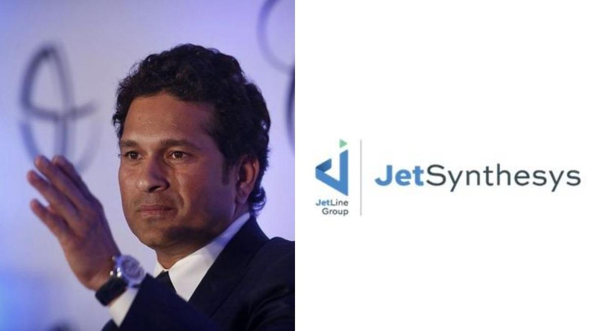 Sachin Tendulkar invests in tech firm JetSynthesys