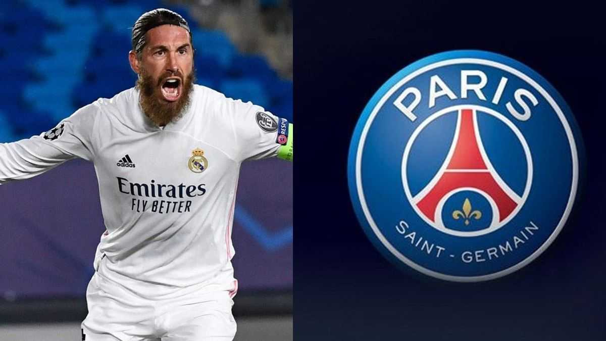 Sergio Ramos agrees to join PSG on a free transfer Report