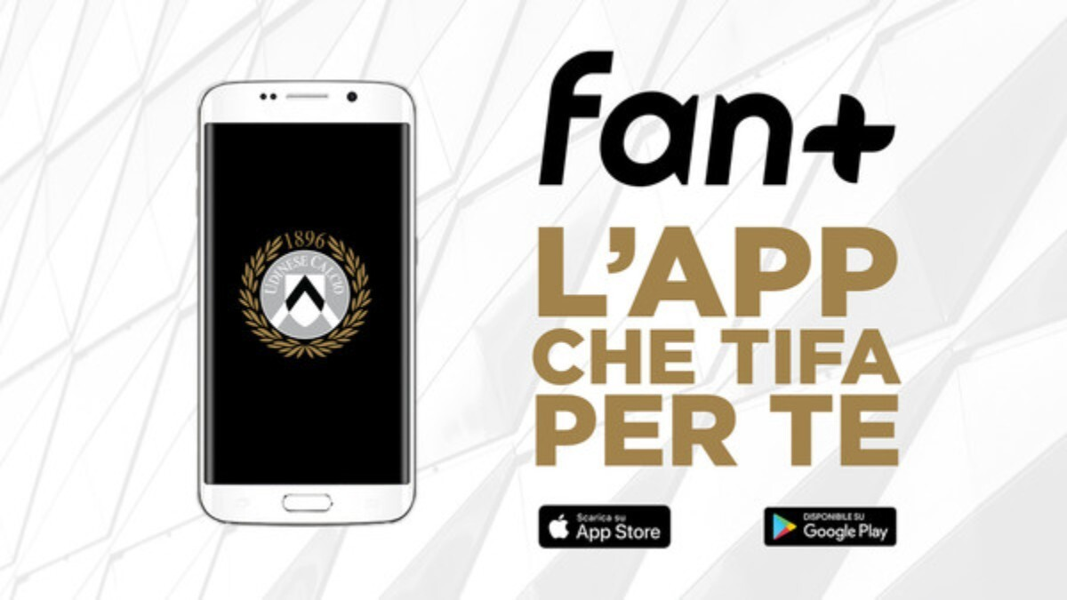 Serie A club Udinese Calcio launch official mobile app for fans
