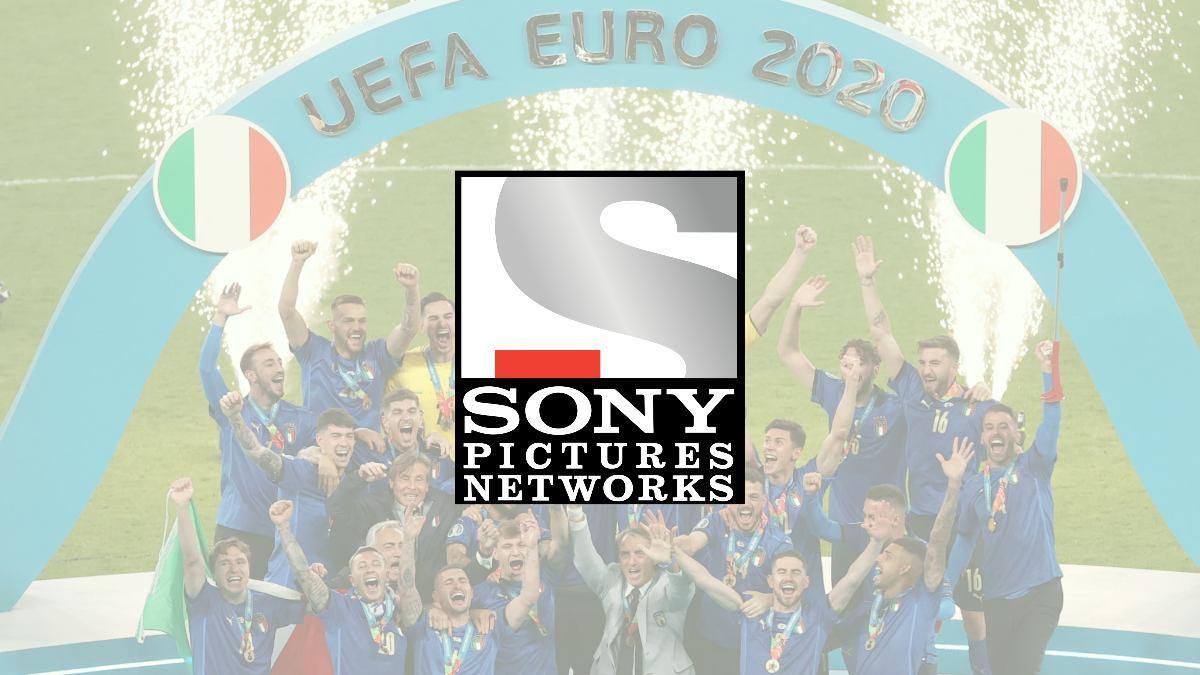 Sony clocks in 6.1 crore viewership for Euro 2020