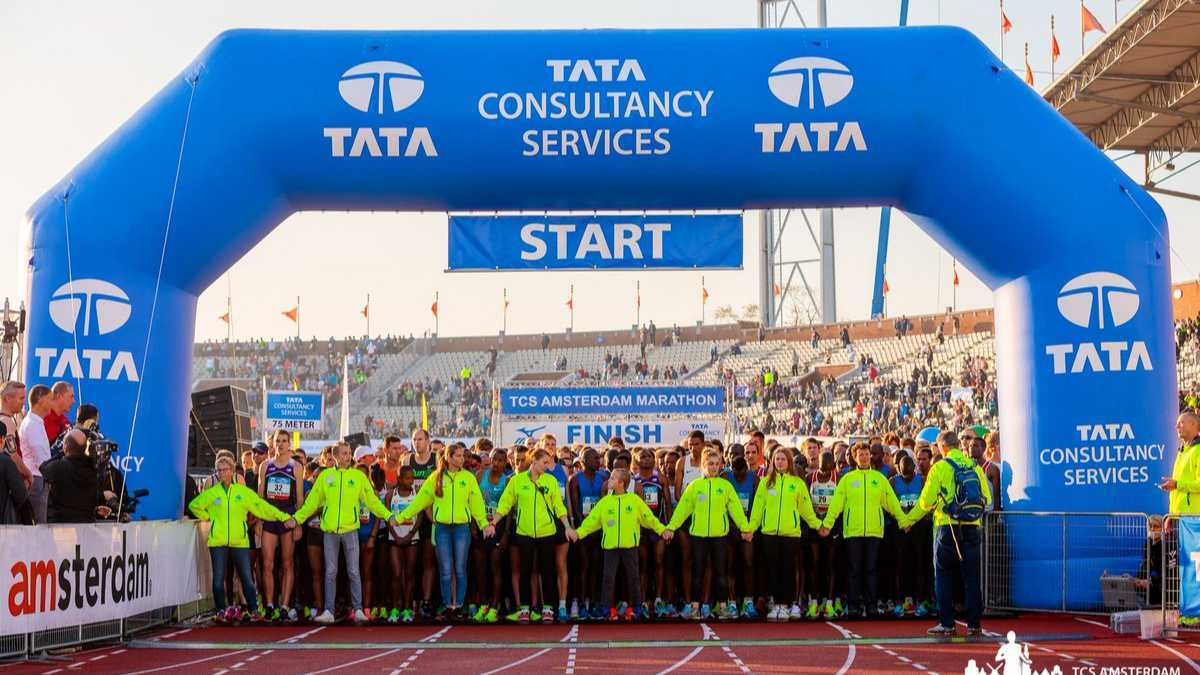 TCS looking to invest $320 million on marathons globally