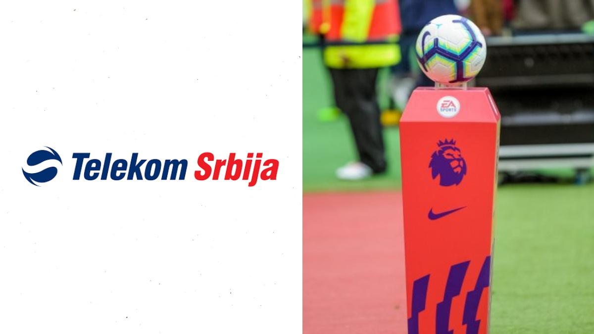 Telecom Srbija lands England Premier Rights for 6 years in Balkan region