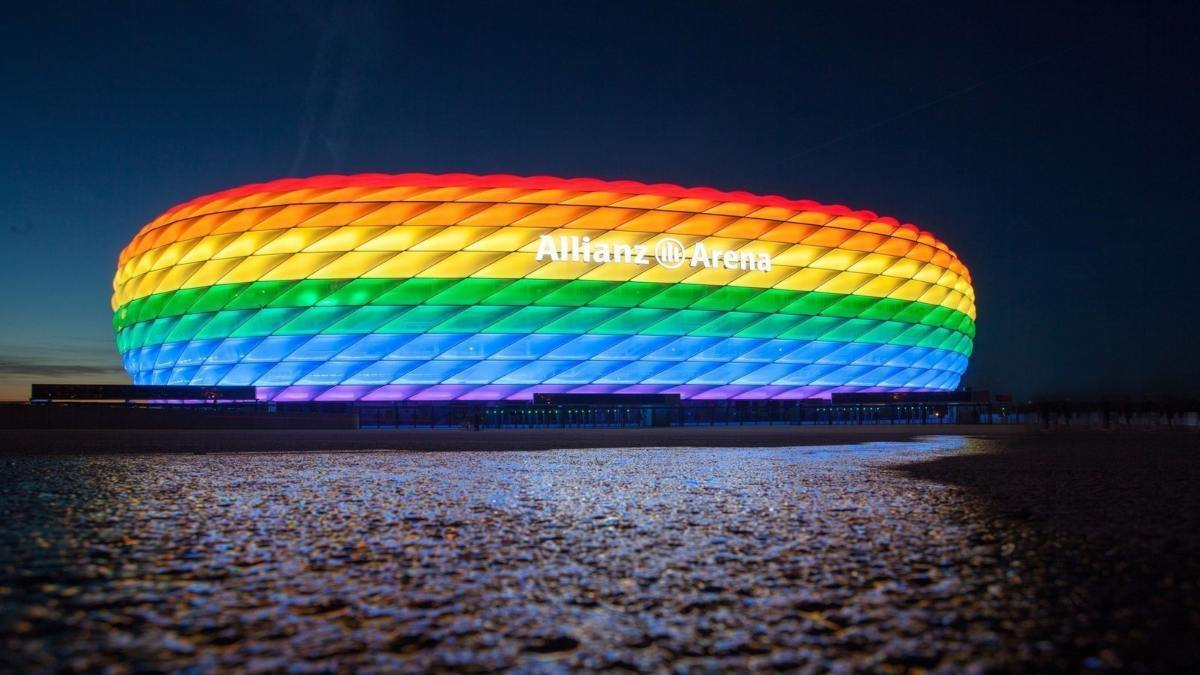 UEFA bans rainbow-themed advertising at two Euro 2020 quarter-finals: Reports