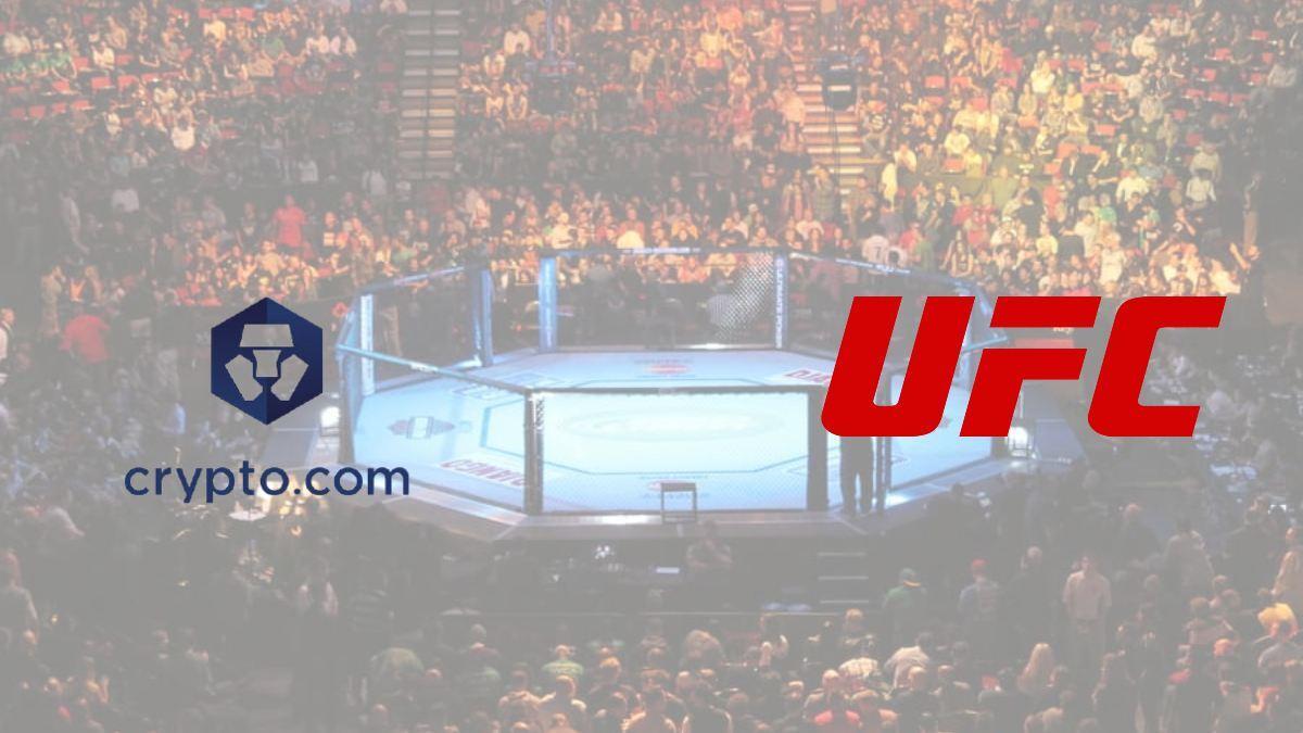 UFC lands fight kit sponsorship with Crypto.com