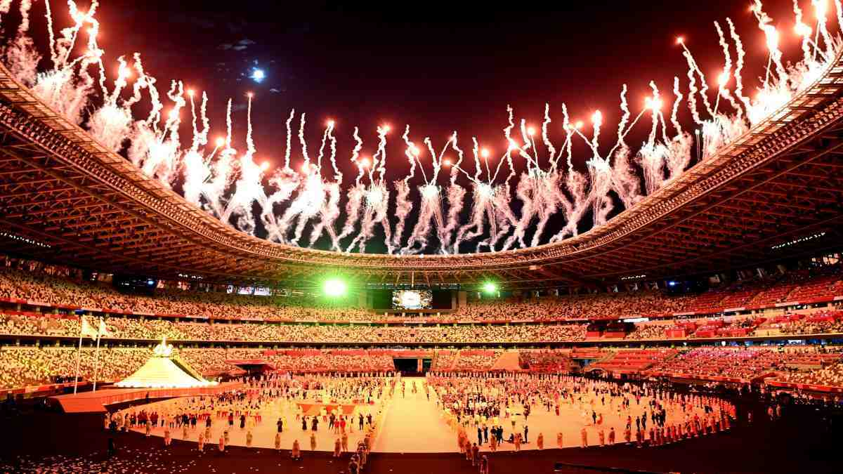 Tokyo Olympics opening ceremony suffers a major drop in viewership on NBC Network