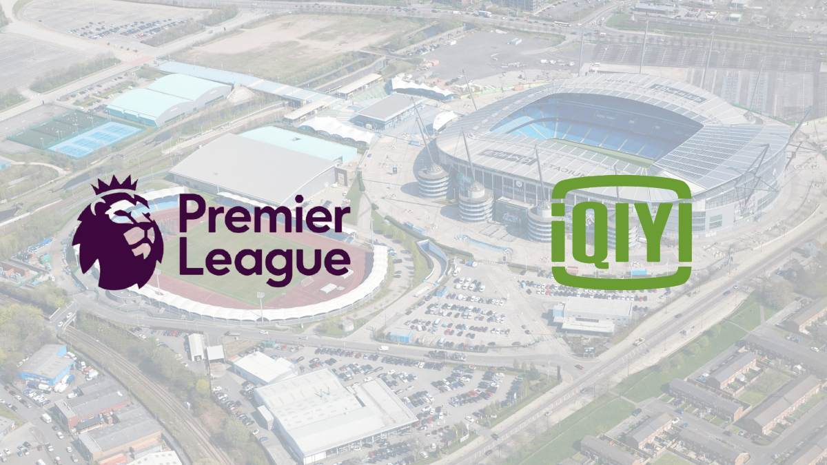 iQiyi Sports lands broadcasting rights of the Premier League in China