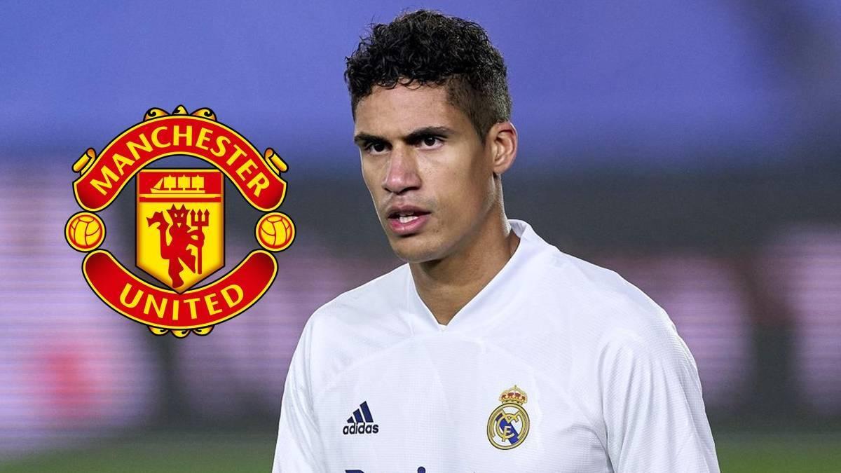 Raphael Varane set to join Manchester United for £50 million