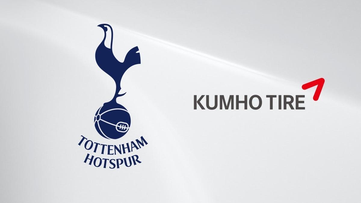 Tottenham Hotspur extends sponsorship deal with Kumho Tyre