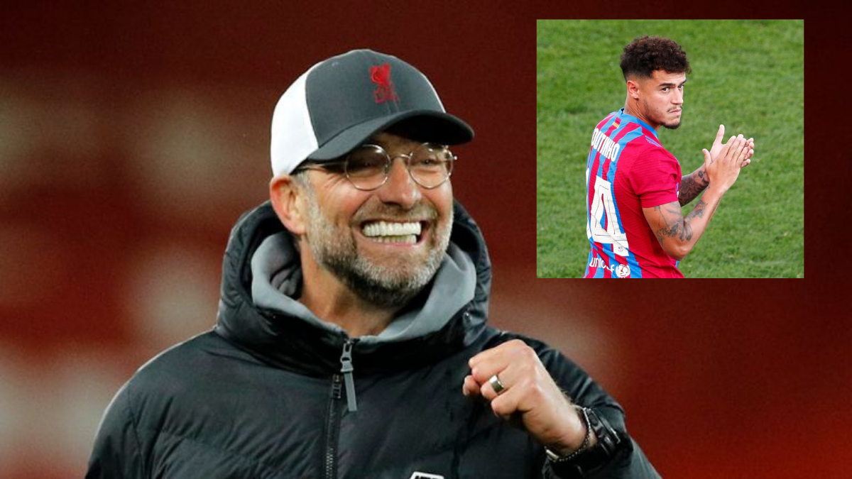 Jurgen Klopp finds Philippe Coutinho's replacement at Liverpool