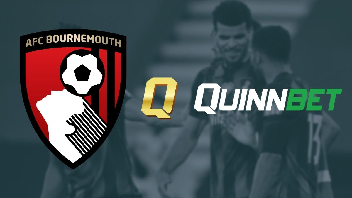 AFC Bournemouth signs Quinnbet as official betting partner