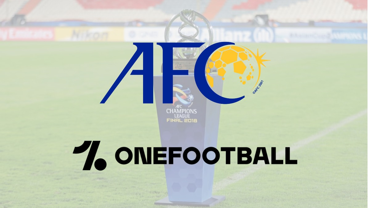 AFC agrees media rights deal with OneFootball