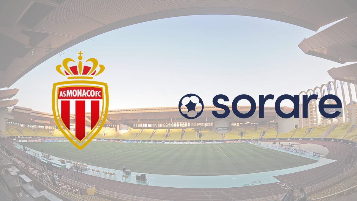 AS Monaco signs partnership deal with Sorare