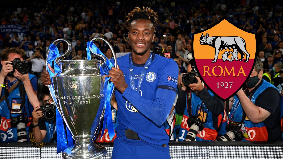 AS Roma sign Chelsea striker Tammy Abraham