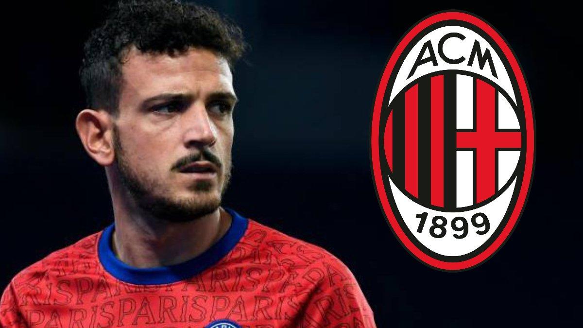 Alessandro Florenzi loaned to AC Milan by Roma