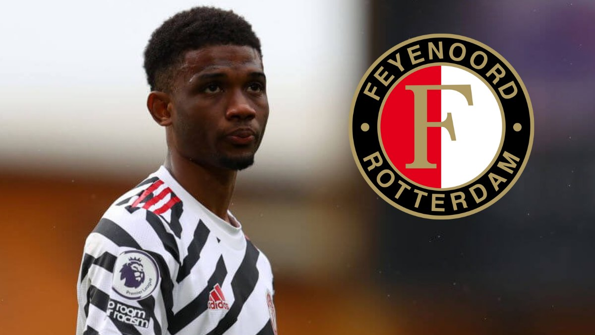 Amad Diallo's loan move to Feyenoord collapses