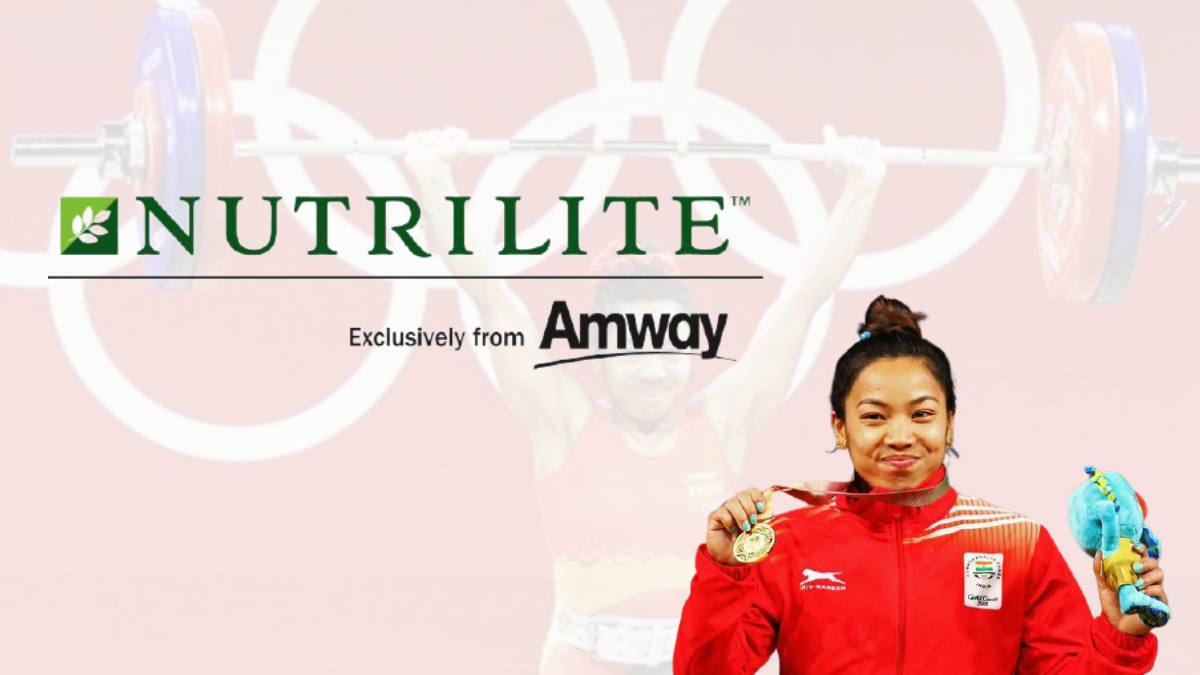 Amway India appoints Mirabai Chanu as brand ambassador for Nutrilite