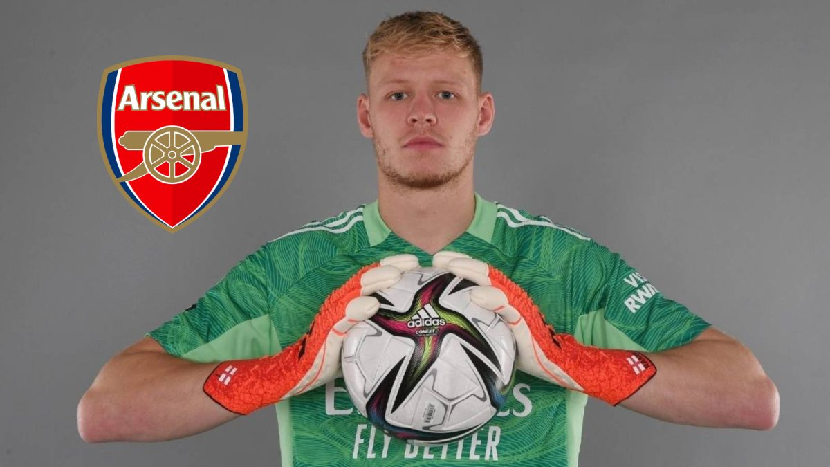 Arsenal sign Aaron Ramsdale from Sheffield United
