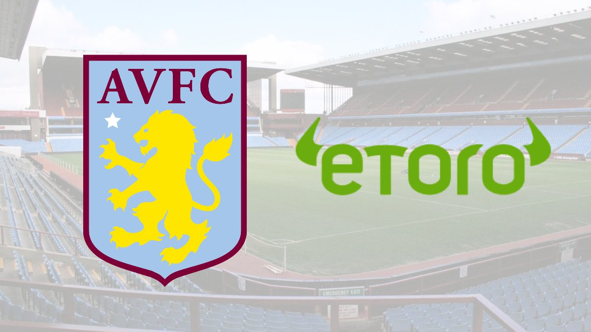 Aston Villa FC extend its partnership with eToro
