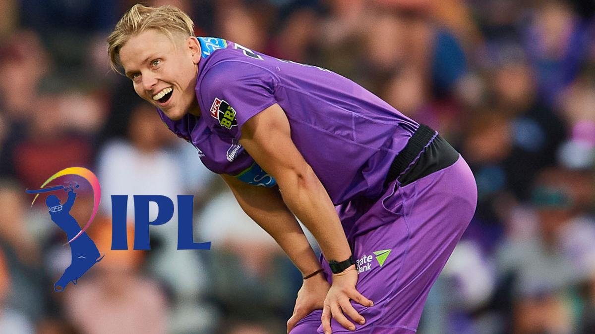 Australian cricketer Nathan Ellis reportedly lands IPL contract