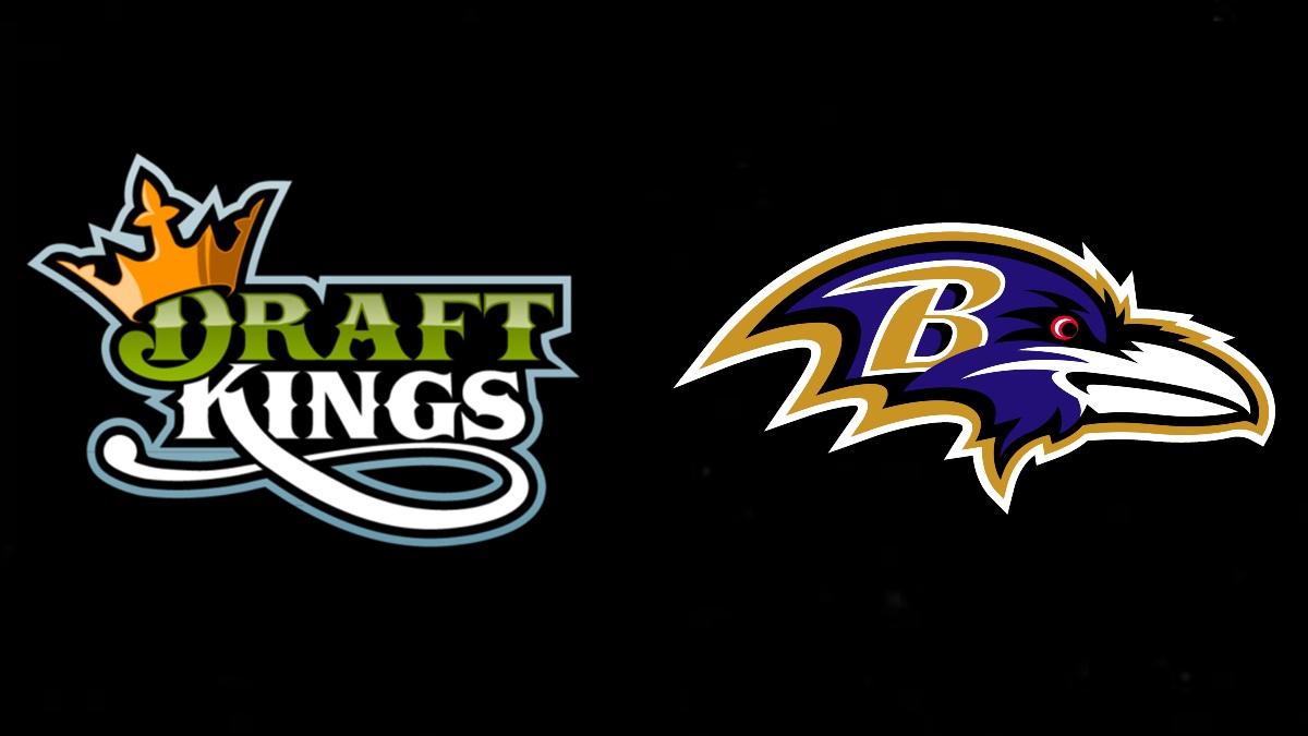 Baltimore Ravens team up with DraftKings