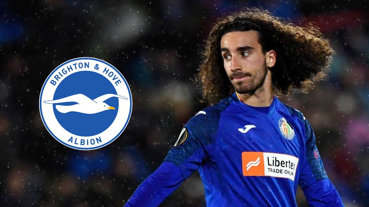 Brighton agrees to sign Cucurella for €18m from Getafe