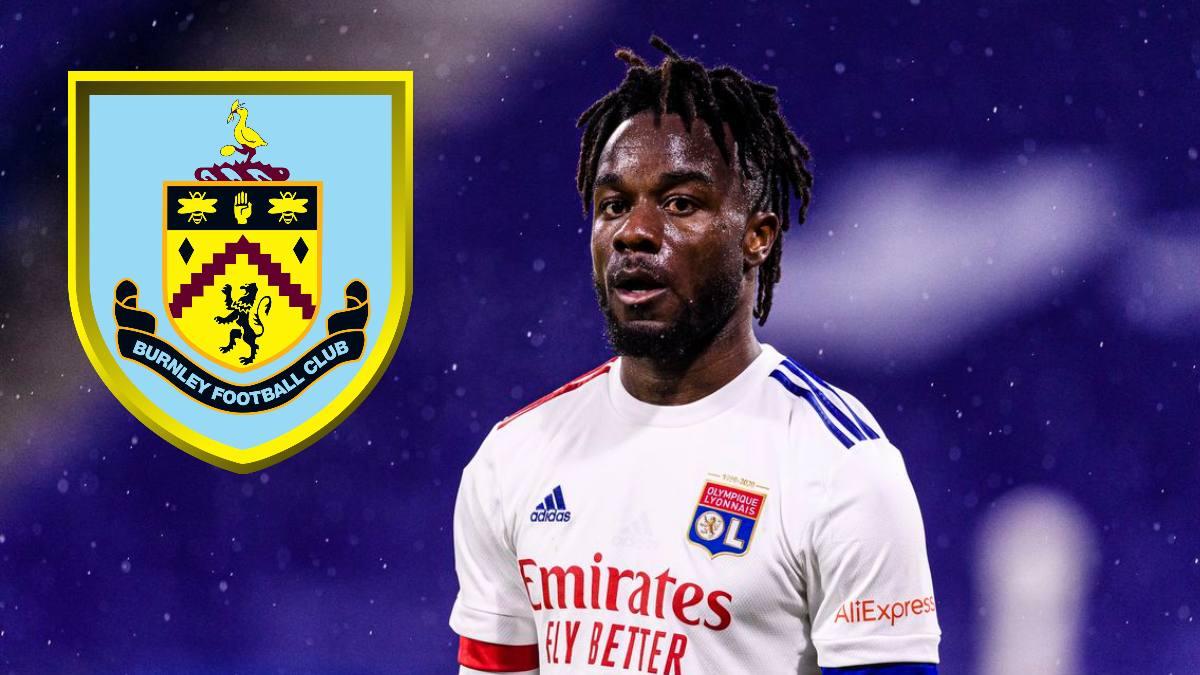 Burnley signs Maxwel Cornet from Lyon