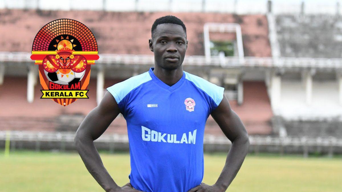 Cameroon defender Aminou Bouba signs with Gokulam Kerala FC