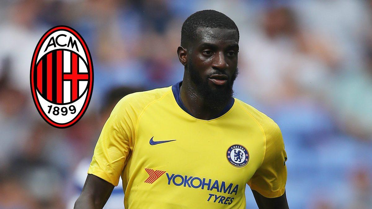 Chelsea loans Bakayoko to AC Milan once again