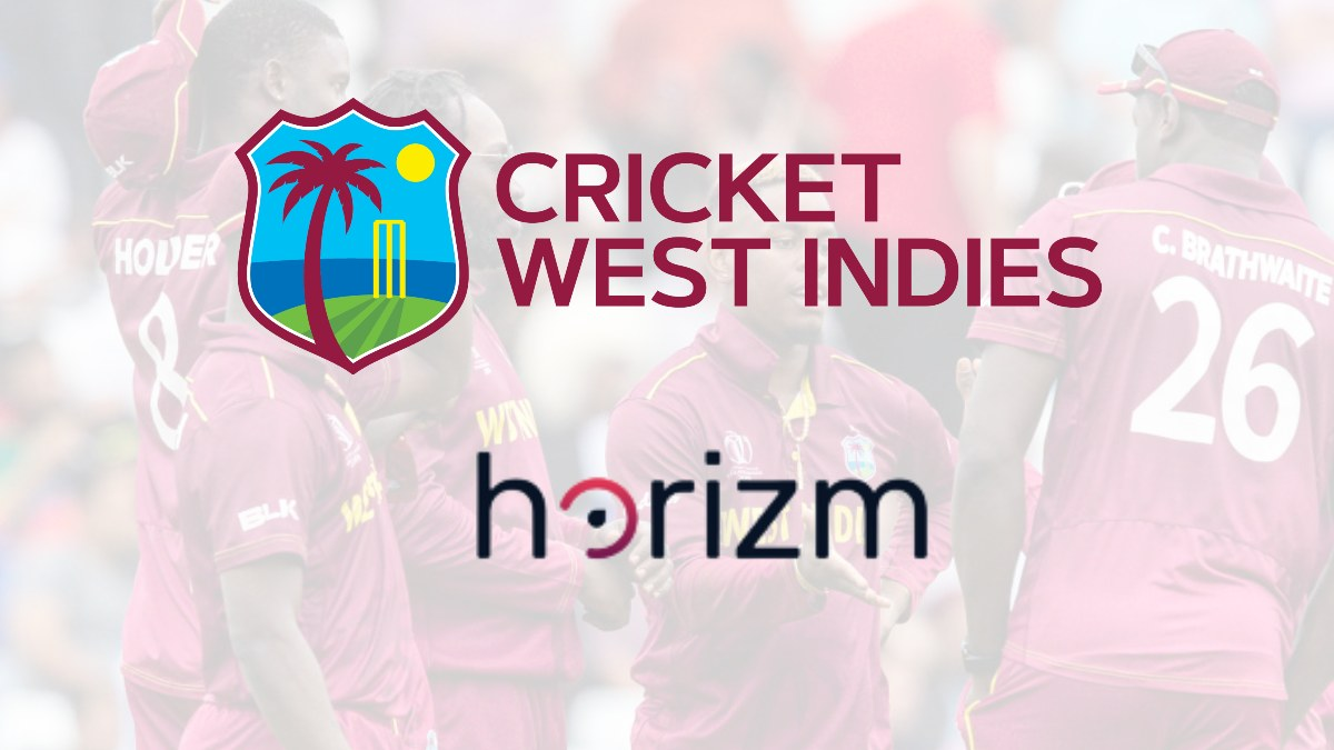 Cricket West Indies partners with Horizm to analyse and unlock new content revenues