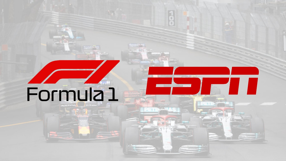 ESPN hopes to get F1 rights extension