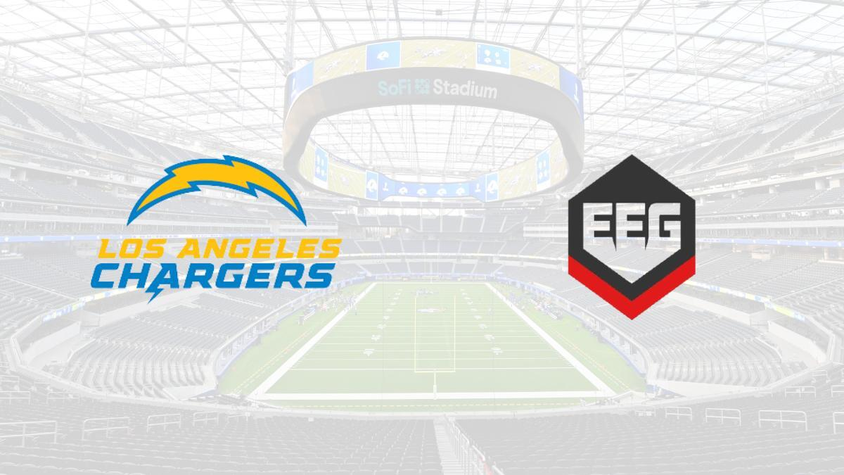 Esports Entertainment Group lands partnership deal with LA Chargers