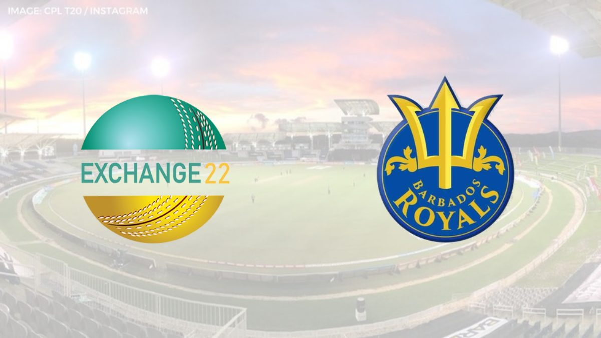 EXCHANGE22 announces its partnership deal with Barbados Royals
