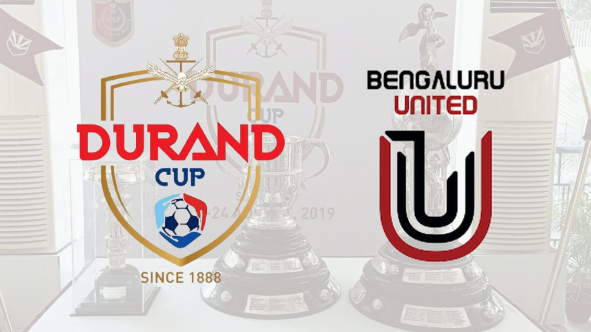 FC Bengaluru United to make debut in Durand Cup 2021